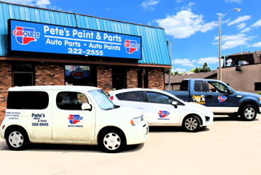 Petes Paint Auto Parts Leamington